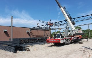 American Punch Expands Building