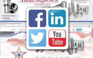 American Punch Social Media
