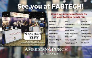 Fabtech Booth B9315