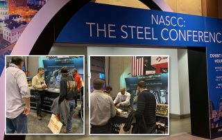 American Punch ironworker and specialty tooling at NASCC 2019
