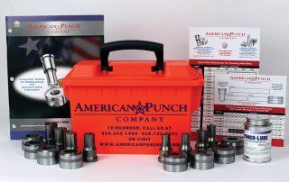 Punch Paks Ironworker Punch & Die Kits